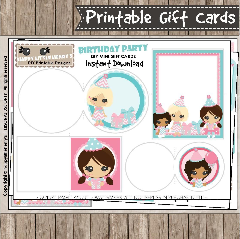 b daygirls instant printable pdf diy birthday gift gallery photo gallery photo gallery photo gallery photo gallery photo