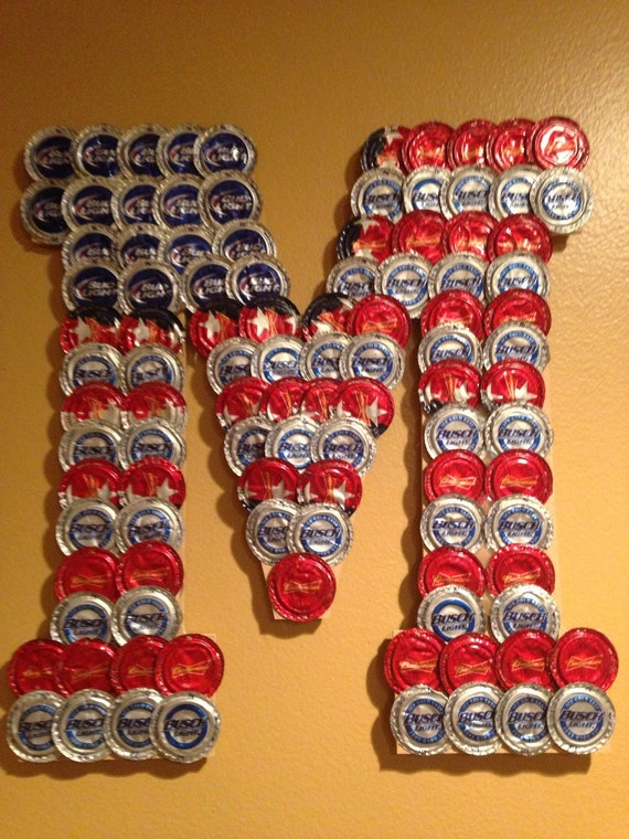 craft ideas for bottle caps items similar to bottle cap letters on etsy 6141