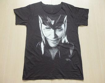 Pop Rock Fashion T-Shirt  Low Cut M