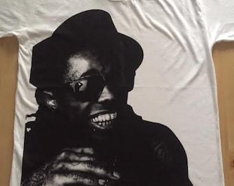 LIl Wayne Hip Hop Rap Rock Fashion T-Shirt S, M Size