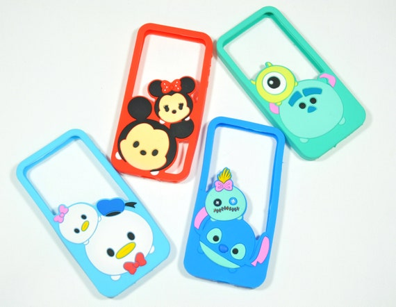 Case Design create own phone case : Tsum Tsum Bumper Phone Case For iPhone 5/5s by LittleThingsbyTT