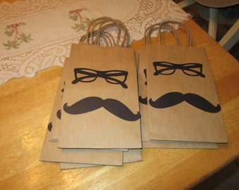 Mustache and Glasses Party Supplies