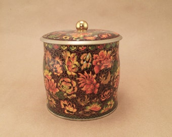 """English """"Fall Fell 'Oliver' Me"""" Candy Tin"""