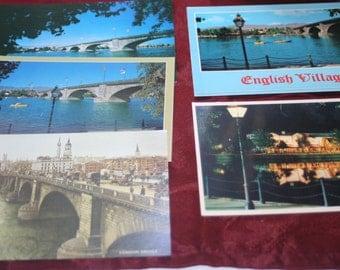 Arizona Postcards lot of 6,  Vintage Ephemera