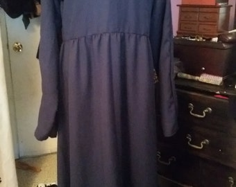 A line abaya