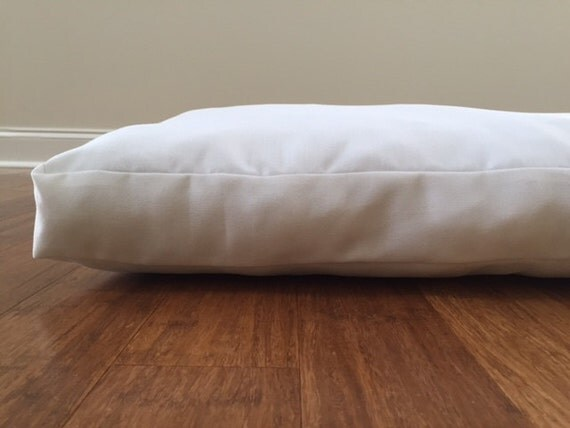 Items Similar To Dog Bed Pillow Insert Dog Bed