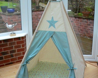 Custom Made Children's Teepee (without poles)