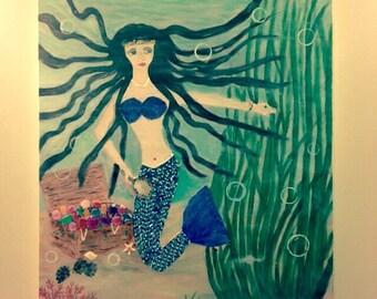 Under the Sea Treasure