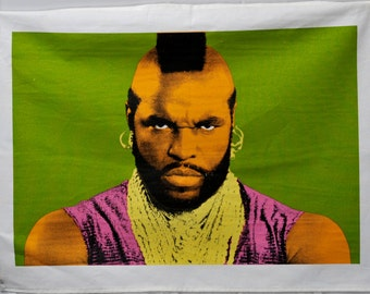 Mr T Tea Towel
