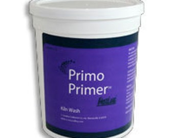 Primo Primer Kiln Wash-1.5 lb-Kiln Wash-Shelf and Mold Primer-Fusing Supplies-Kiln Supplies
