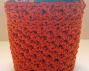 Bumbly Ice Cream Cozy - Orange