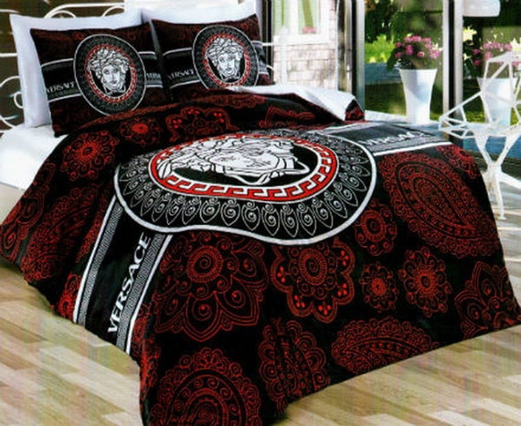 Versace Luxurious Bedrooms Satin Bedding Bed By Bestbedcovers