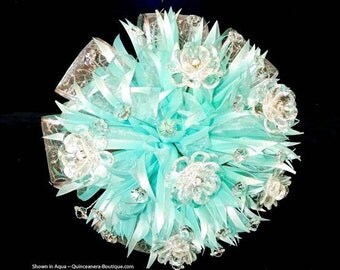 Quinceanera Crystal Bouquet