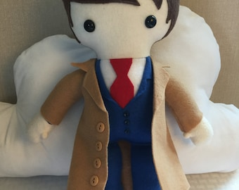 The 10th Doctor, Doctor Who Doll