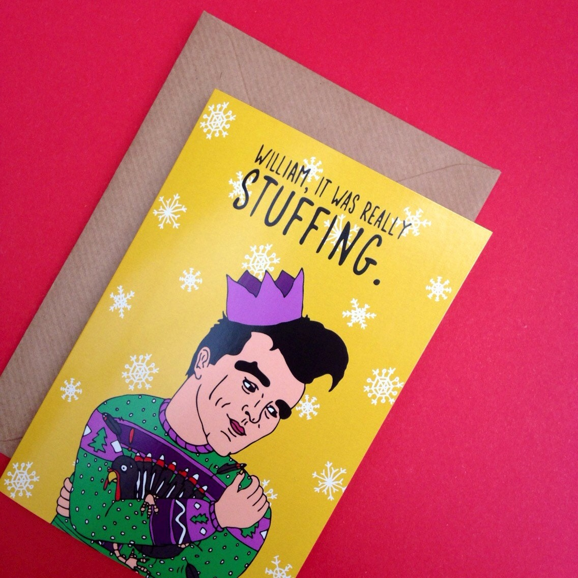 Morrissey The Smiths Inspired Christmas Card From By