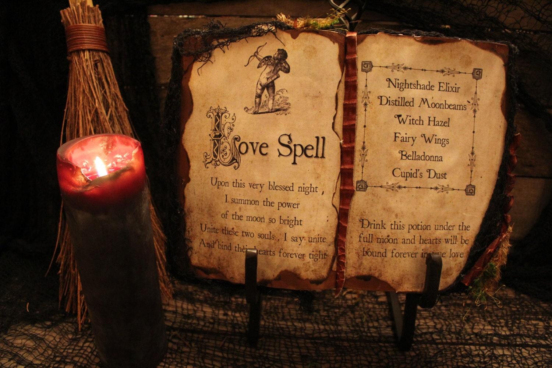 spell books creepy halloween - photo #18