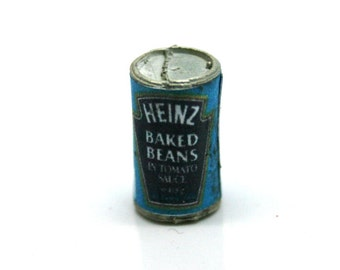 Heinz Baked Beans Tin 12th Scale