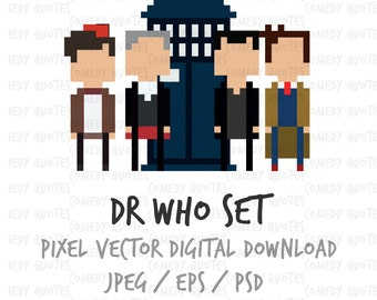 Doctor Who / TARDIS (Digital Download)