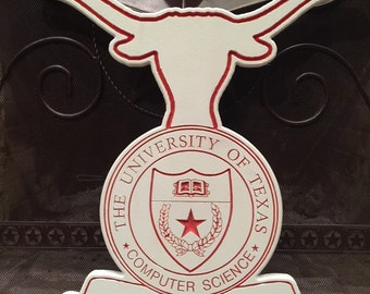University of texas wall art plaque graduation