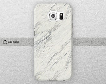 Grey marble - Samsung Galaxy S7, Galaxy S6 case, Galaxy S5 case, Galaxy S8 Plus, Galaxy Note 5 case, Galaxy Note 4 case, Galaxy S8 case
