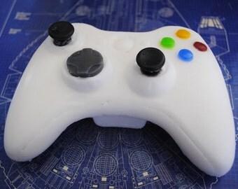 3D Xbox controller parody Soap – Novelty, gift, birthday present, retro gamer, geek, nerd