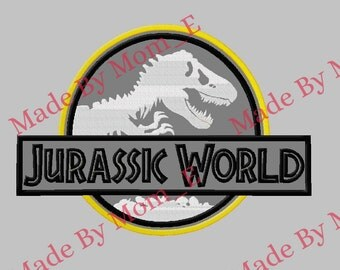 Jurassic World Badge