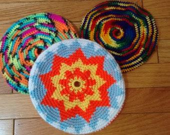 Crochet Frisbee