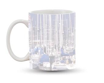 Sail Boat Mugs Etsy