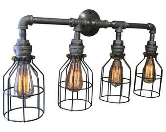 Wall Light - Wall Sconce - home design - home Light - Steel Fixture - Sconce - Modern Light - Interior design - Lighting - Sconce Light