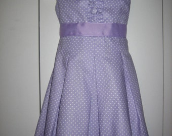 Classic Little Girls Dress