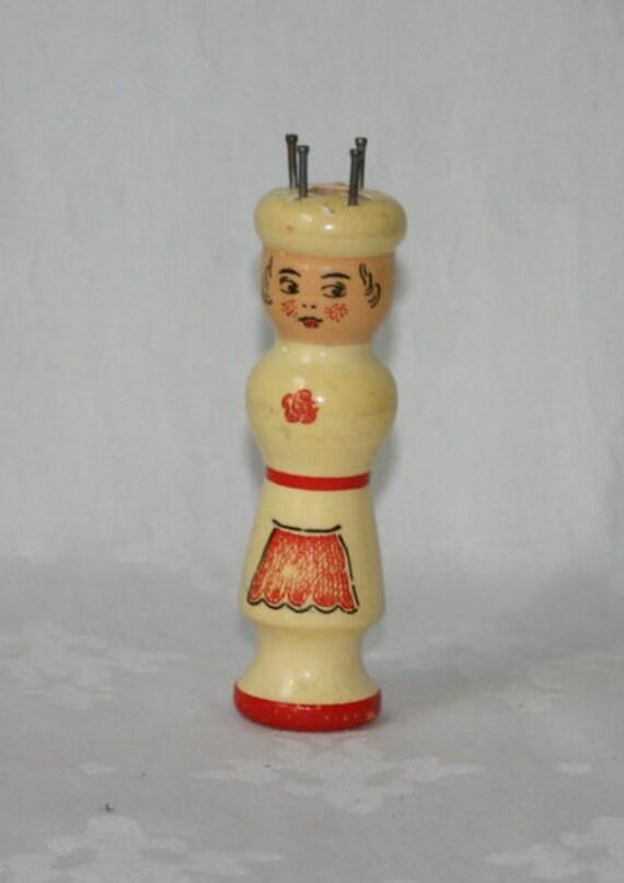 French Knitting Doll : Vintage french knitting doll nancy by brocanteyvette