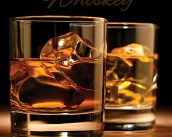 Whiskey Candle/Bath/Body Fragrance Oil ~ 1oz Bottle ~ Masculine Candle Fragrance
