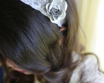 Decorative Lace Headband