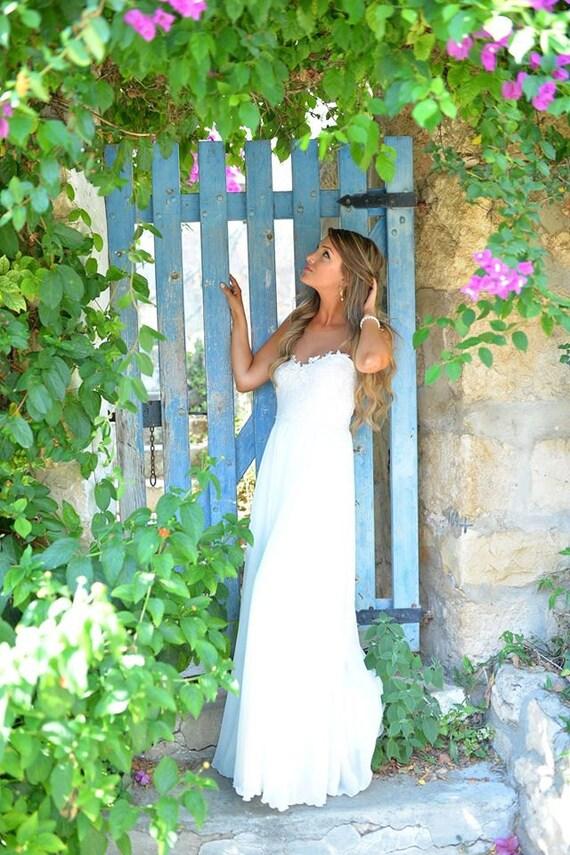 Elinor ON SALE ONLY 399 Usd Boho Wedding Dress Bohemian