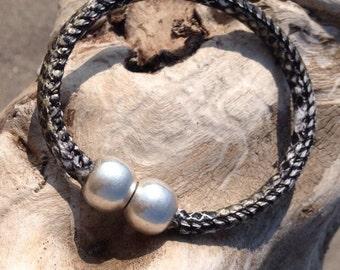AFRICA: BRACELET bracelet snake leatherette.