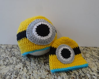 I'm inspired by Minions...