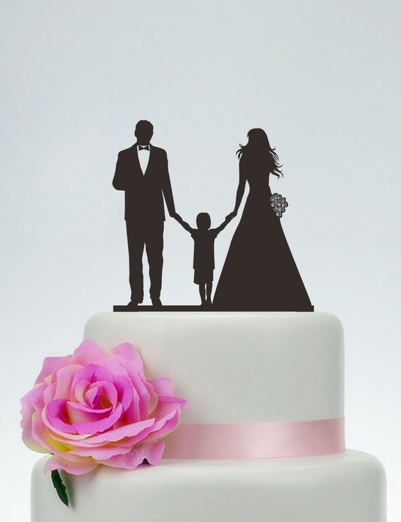 wedding cake toppers with baby boy and groom and boy cake topperwedding cake 26625