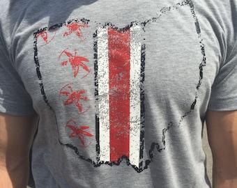 Ohio State Buckeyes Outline T-Shirt