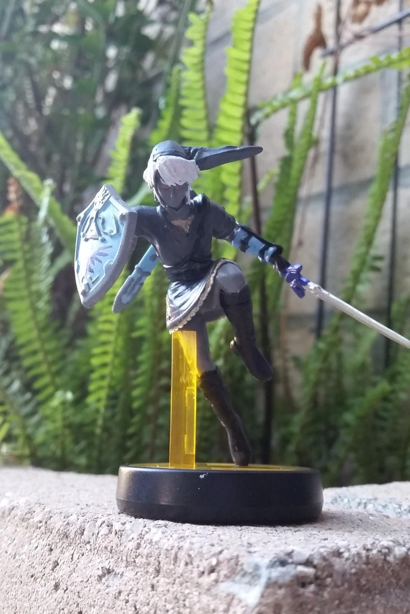 how to add picture to bin amiibo