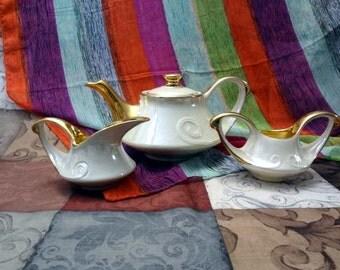 Antique Pearl Co. Tea Set