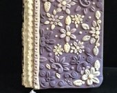 Polymer Clay Unlined Journal