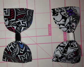 Monster High Duct Tape Hair Bows