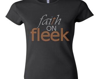 Faith on Fleek Bling Tee