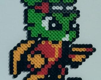 Bucky O'Hare NES Perler Bead Sprite