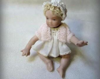 """Porcelain Baby """" Aitana """""""