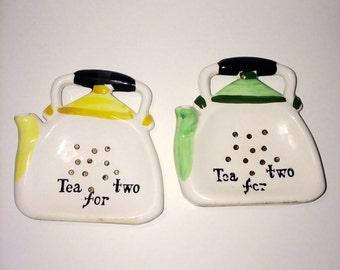 Tea for Two! Teabag holders