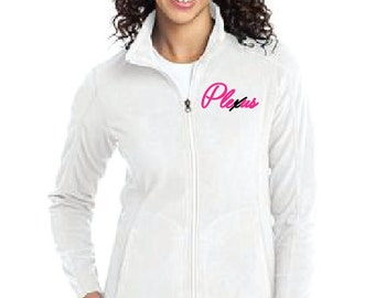 Ladies Micro Fleece Plexus Jacket Plexus Swag 223