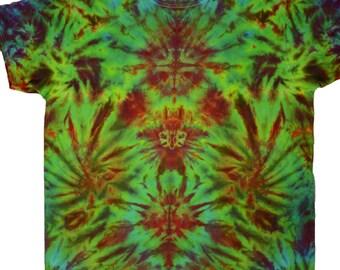 One Of A Kind Tie Dye Shirt Size XXL