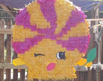 Shopkins Minnie Mintie Party Pinata