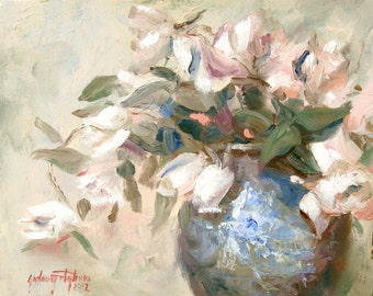 After Thayer- 8 x 10 inches-Garland Fulghum
